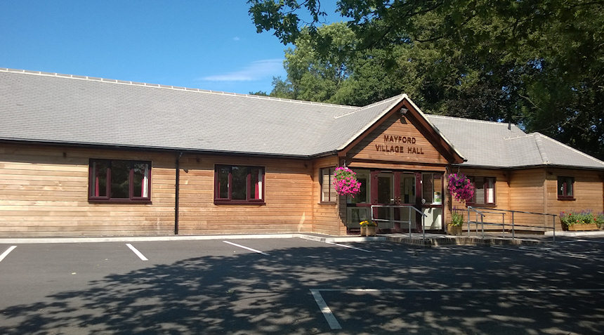 Mayford Village Hall